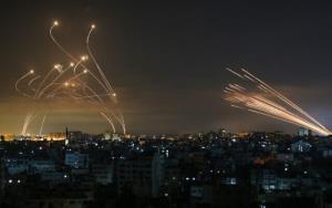 ส.ส.สหรัฐฯอนุมัติมอบขีปนาวุธ'ไอรอนโดม'$1พันล้านแก่อิสราเอล เมินเสียงท้วงเข่นฆ่าชาวปาเลสไตน์
