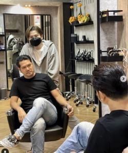 """อย่างหล่อ เมื่อ """"เต๋า สมชาย"""" สลัคลุคหนวดเครารุงรังเป็นหนุ่มฟ้อหล่อเฟี้ยวหัวจรดเท้า"""