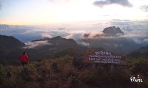 ยอดดอยเชียงดาว สูงเป็นอันดับ 3 ของเมืองไทย