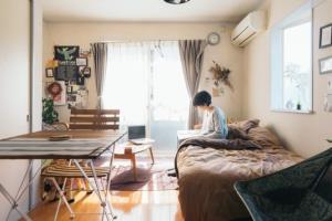 ชีวิตในอะพาร์ตเมนต์ญี่ปุ่น-อเมริกา