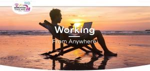 """ททท.เดินหน้ากระตุ้นการเดินทางในประเทศกับโครงการ Workation Thailand """"ทำงานเที่ยวได้ รวมใจช่วยชาติ : Work from Everywhere"""""""