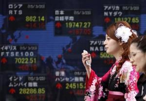 ตลาดหุ้นเอเชียผันผวน นักลงทุนจับตาดัชนี PMI จีน