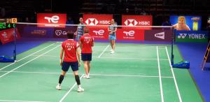 ทีมแบดไทย สู้เต็มที่! พ่ายแชมป์เก่าอย่างจีน 2-3 คู่