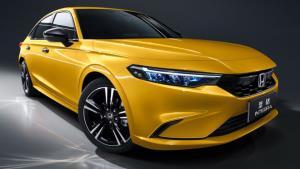 """GAC Honda เปิดตัว Integra ใหม่ ปรับโฉม """"ซีวิค"""" เอาใจตลาดจีนโดยเฉพาะ"""