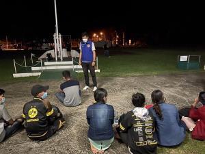 ตชด.146 รวบ 11 แรงงานเถื่อนพม่า ซุกรถกระบะเข้าไทย