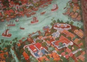 ๔ ตุลาคม ๒๓๑๓ พระเจ้าตากสินสถาปนากรุงธนบุรี! สาหัสถึงต้องกู้เงินซื้อข้าวให้ราษฎรกิน!!