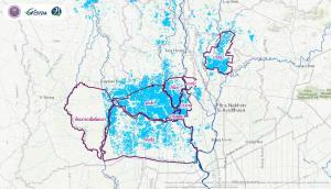 GISTDA เผยข้อมูลจากดาวเทียม ระบุเขตพื้นที่ภาคกลาง น้ำเข้าทุ่งต่างๆ อย่างต่อเนื่อง ย้ำชุมชนในพื้นที่ควรเฝ้าระวัง
