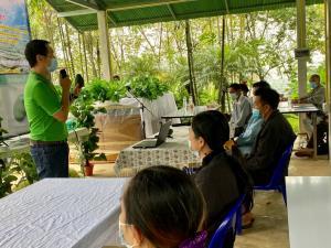 ขยายผลความสำเร็จจากศูนย์ศึกษาฯ ห้วยฮ่องไคร้ฯ  สู่เกษตรกรโครงการเกษตรวิชญา