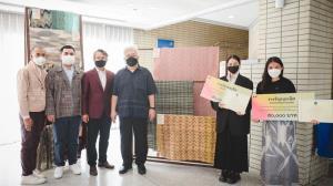 กรมส่งเสริมวัฒนธรรม มอบรางวัลแก่ผู้ชนะ Cultural Textile Awards 2021