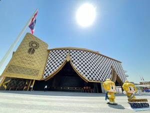 """""""ศาลาไทย"""" World Expo 2020 Dubai  ชวนชม Soft Power อวดความเป็นไทยสู่สายตาชาวโลก"""