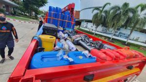 ทีม PTT Group SEALs พร้อมช่วยผู้ประสบภัยน้ำท่วมที่อยุธยา