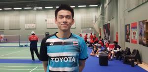 ขนไก่หนุ่มไทย ประเดิมพลิกชนะ ไต้หวัน 3-2 คู่ ศึกชิงแชมป์โลก