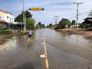 อัปเดตถนน ทช. 21 สายยังจมน้ำ-ทางชำรุด รถผ่านไม่ได้ เร่งฟื้นฟูซ่อมแซมต่อเนื่อง