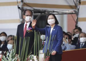 ผู้นำไต้หวันย้ำชัดจะไม่ยอมถูกกลืนกิน ไม่หวั่นแม้จีนประกาศต้องรวมชาติชัวร์