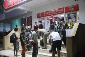 หลบไม่พ้น! รวบขบวนการขนแรงงานต่างด้าวเข้าไทย พร้อมขยายผลเตรียมรวบผู้ร่วมขบวนการ