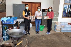"""""""CPF ส่งอาหารจากใจ สู้ภัยน้ำท่วม"""" เดินหน้าช่วยพี่น้องคนไทยคลายทุกข์อย่างต่อเนื่อง"""