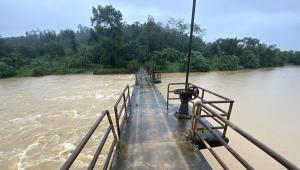 สถานการณ์น้ำใน 2 อำเภอ จ.ตราด ยังน่าเป็นห่วง พื้นที่การเกษตรเสียหายแล้วหลายพันไร่