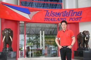ดร.ดนันท์ สุภัทรพันธุ์ กรรมการผู้จัดการใหญ่ บริษัท ไปรษณีย์ไทย จำกัด