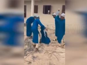 ชาวเน็ตเดือด! รร.อิสลามไนจีเรีย 'รุมเฆี่ยน' เด็กหญิงตามใบสั่ง 'พ่อ' หลังจับได้ลูกสาวแอบกินเหล้า