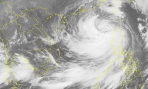 'พายุคมปาซุ' ตรงดิ่งหาเวียดนาม คาดถึงฝั่งภาคกลางตอนเหนือวันพฤหัสฯ