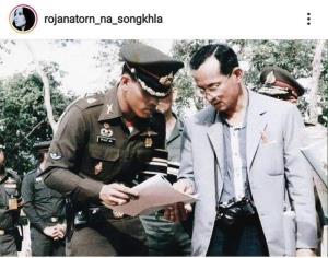 ธ สถิตในดวงใจไทยนิรันดร์ ในหลวงในความทรงจำ