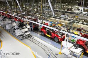มาสด้า ญี่ปุ่น เผยแผนขยายผลิตภัณฑ์รถอเนกประสงค์หลากรุ่นเริ่มปี 2565