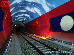 """รบ.ลาวตั้งชื่อรถไฟ """"ล้านช้าง-แคนลาว"""" ขบวนแรกข้ามจากจีนถึงบ่อเต็น 14 ต.ค."""