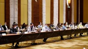 ผู้ว่าฯ ททท.ลงเพชรบุรี ประชุมเตรียมเปิดเมืองชะอำ-หัวหิน รับนักท่องเที่ยวต่างชาติ 1 พ.ย.นี้