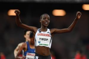 """แสนเศร้า """"นักวิ่งสาวเคนย่า"""" ถูกแทงดับที่บ้านเกิด"""