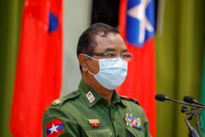 กองทัพพม่าย้ำไม่ขวางทูตอาเซียนเยือนประเทศ แต่ไม่อนุญาตพบหารือซูจีเหตุต้องคดี