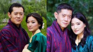 """รักมั่นคง! ฉลอง 10 ปีเสกสมรส """"กษัตริย์จิกมี่"""" แห่งภูฏาน"""