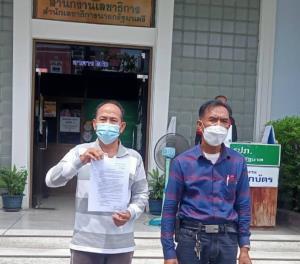 นายชัยรัตน์ นนทชัยผู้เชี่ยวชาญด้านแพทย์แผนไทยและเจ้าของสวนสมุนไพร