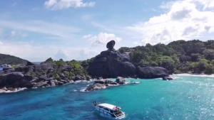 อช.หมู่เกาะสิมิลัน พร้อมเปิดให้เที่ยว 15 ต.ค.นี้ แบบ New Normal