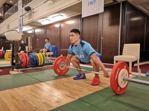 ส.ยกน้ำหนัก เตรียมจัดศึกชิงแชมป์ประเทศไทย แข่งระบบปิด ปลายเดือน ต.ค.นี้