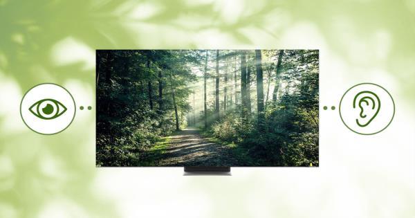 Samsung แนะนำทีวีให้คนบกพร่องทางการมองเห็น ในวันสายตาโลก