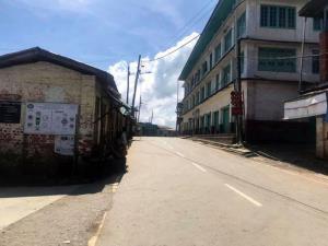 ทหารพม่าเริ่มปะทะกับฝ่ายต่อต้าน อ.พะลาม รัฐชิน กลายเป็นเมืองร้าง