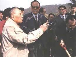 การล่องใต้ของเติ้งเสี่ยวผิง (Deng Xiaoping's southern tour) ถือเป็นเหตุการณ์สำคัญเหตุการณ์หนึ่งในประวัติศาสตร์ของจีน