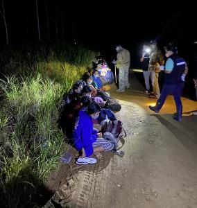 วุ่น!! ไร้ที่กักตัวแรงงานพม่า ลอบเข้าไทยด้านชายแดนประจวบฯ ล่าสุดรวบอีก 34 คน
