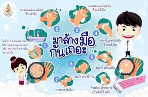 """วันอย่างนี้ก็มีด้วย...""""วันล้างมือโลก""""! องค์การสหประชาชาติกำหนด ดีกว่าฉีดวัคซีนกินยาเสียอีก!!"""