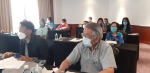 กทท.เปิดเวทีรับฟังข้อคิดเห็นก่อนสำรวจโครงการศึกษาการเปลี่ยนแปลงชายฝั่ง โครงการก่อสร้างท่าเรือแหลมฉบัง ระยะที่ 3