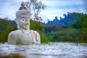ทึ่ง! 5 สถานที่ศักดิ์สิทธิ์แปลกตา  ถูกน้ำท่วมจนกลายเป็นที่เที่ยวอันซีน