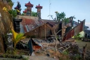 ระทึก! แผ่นดินไหว 4.8 เขย่า 'บาหลี' เสียชีวิตอย่างน้อย 3 ราย