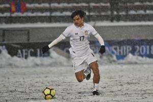 """""""สกุลชัย"""" ไม่หวั่นลุยหิมะมองโกเลียหนที่สอง - ตั้งเป้าพา ยู-23 เข้ารอบสุดท้าย ชิงแชมป์เอเชีย"""