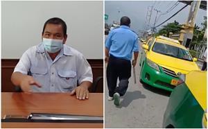 จับแล้วแท็กซี่คลิปดังถือมีดขู่ทำร้ายอริ ปมแซงคิวจอดรถ พ้อขอความเป็นธรรมถือมีดจะไปฟันต้นไม้ไม่ได้ขู่!