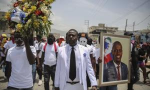 ความปลอดภัยไม่มี! นายกฯเฮติยังต้องเผ่นจากพิธีรำลึกวันสิ้นพระชนม์สมเด็จพระจักรพรรดิฌักที่ 1 หลังแก๊งติดอาวุธโผล่